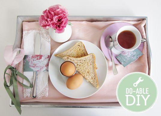 desayuno DIY